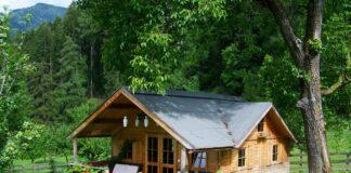 Domy drewniane z poddaszem
