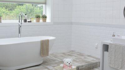 Łazienka też może być piękna!